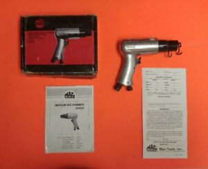 Mac Tools Air Hammer Ah520 With Spring Bit Holder Free Shipping In Usa