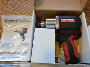Sears Craftsman 1 2 Inch Impact Wrench Nib