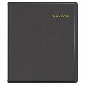 Refillable Multi year Monthly Planner 9 X 11 White 2018 2022 5 Year