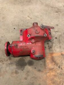 1954 Farmall 300 Rowcrop Belt Pulley Drive Assembly