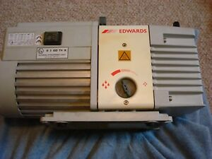 Edwards Rv3 Vacuum Pump A652 01 903