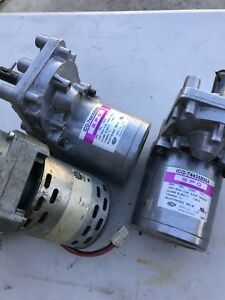 3 Bunn 28093 1000 Auger Motors 120v For Parts Sold As Is
