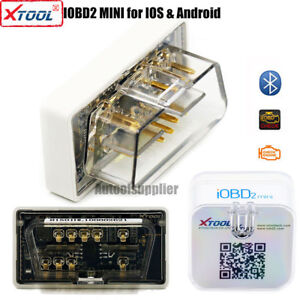 Xtool Iobd Mini Bluetooth Interface For Android Ios Obd2 Eobd Protocol Us