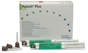 Ivoclar Vivadent Apexit Plus Root Canal Sealer Paste Free Shipping ods