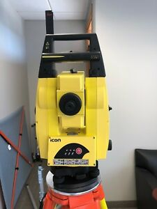 Lecia Icon Robotic Total Station