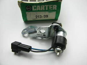 1981 Dodge Truck 318 360 V8 Carter Thermoquad Carburetor Idle Stop Solenoid