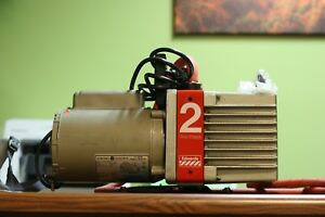 Edwards Vacuum Pump E2m2