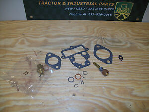 Satoh Tractor Carb Kit Mitsubishi Tractor S650g Bison G0643233990