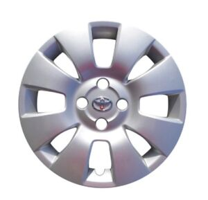 06 08 Toyota Yaris Hatchback 8 Spoke 15 Hubcap Wheel Cover