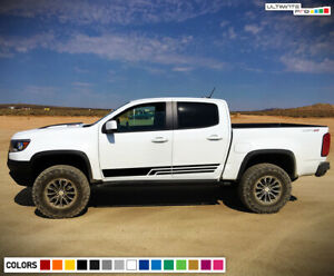 Decal Sticker Body Kit For Chevrolet Colorado Braking System Window Tint Wipers