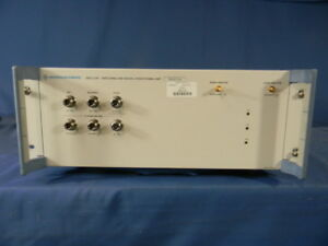 Rohde And Schwarz Sscu gw Switching And Signal Conditioning Unit 30 Day Warranty