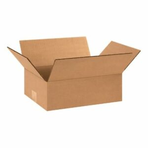 25 Pack 12x9x4 Cardboard Box Packing Shipping Mailing Storage Cartons Moving