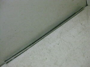 1959 1960 Chevy Impala 2 Dr Hardtop Right Upper Door Glass Weather Molding 3849