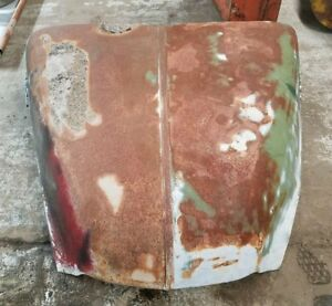 1947 1953 Gmc Pickup Truck Hood Shipping Included