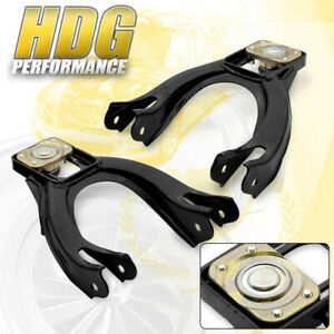 92 95 Civic 94 01 Integra Black Jdm Front Upper Adjustable Camber Control Kit