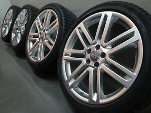 20 Inch Winter Wheels Original Audi S6 Rs6 S line Rims 4g C7 4g0601025as zlb16