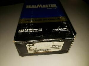 Sealmaster Fb 16 Flange Block 3 Bolt Flange Bracket 1 Inch Bore