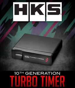 The 10th Generation Hks Turbo Timer Is Here 41001 Ak012