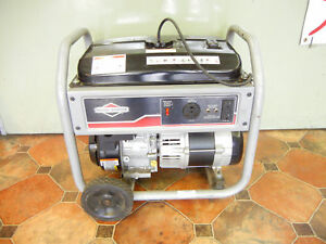 Briggs Stratton 030550 Home Series 3500 Watt Portable Gas Generator