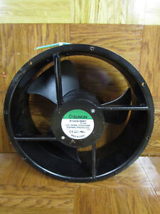 Sunon A1259 mbt Axial Fan Thermal Protected