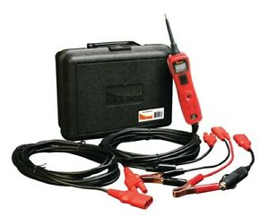 Power Probe Iii 3 Test Light And Voltmeter Red Ppr319ftc Red Case Accessories