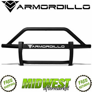 Armordillo Modular Rock Crawler Prerunner Bumper Guard For 2016 18 Toyota Tacoma