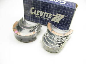 Clevite 77 Ms 805p 20 Engine Main Bearing Set 020 Oldsmobile 330 350 350r 403