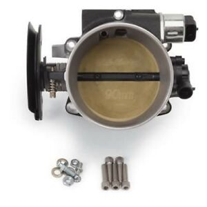 Edelbrock 90mm Throttle Body Ls1 And Ls2 Pattern 38693 Free Shipping