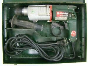 Metabo 06024422 Corded Hammer Drill 120vac Bhe6024