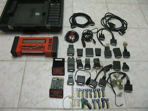 Snap On Mt2500 Scanner With Many Extras Mt2500vci Mt2500tsi