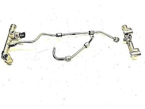 15 17 Subaru Wrx Fuel Injector Rail Line Assembly