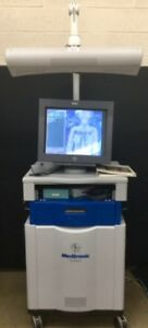 Medtronic Xomed Landmarx Ent Image Guidance System W Footswitch powers On