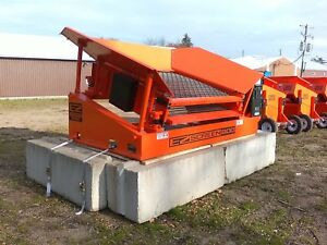 EZ-Screen 800 Topsoil Compost Sand and Gravel Screener