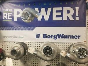 Borg Warner S300sx E Super Core Turbo W 64 47mm Inducer Forged Wheel 13009097055