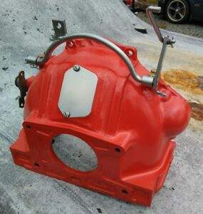 1948 53 Gm Chevy Gmc Truck Transmission Bell Housing Powder Coated 3835201