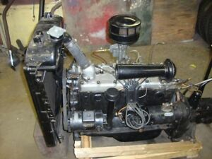 1935 Plymouth Pj Deluxe Flathead Engine And Transmission