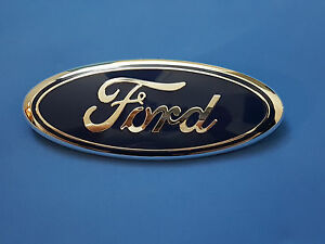 New 2004 2014 Ford F 150 Blue Oval Front Grille Or Rear Tailgate 9 Inch Emblem