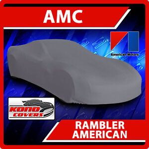 Amc Rambler American Wagon 1958 1959 1960 Car Cover 100 All weather