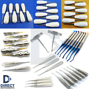 Professional Elevators Used In Oral Surgery Tooth Loosening Extraction Tools New