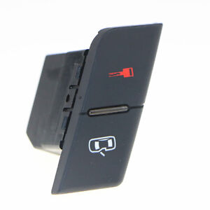 Audi A4 S4 B7 Rs4 Seat Exeo Central Door Lock Control Switch Button 8ed962107