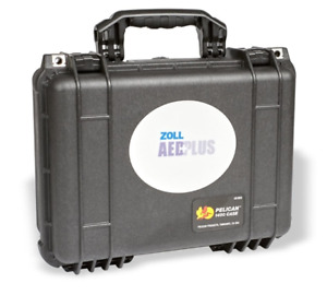 Zoll Small Pelican Case For Aed Plus 8000 0836 01