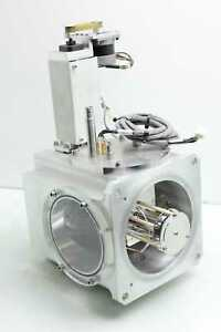 316 Stainless Steel Vacuum Chamber Gas Analyzer Section Iso Lf160 Flange