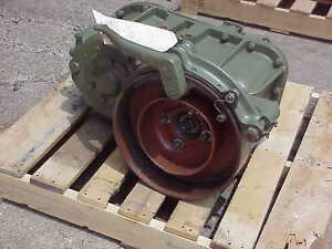 M35 Military Rockwell Transfer Case T 136 2 5 Ton 6x6 With Air Shift Repaired
