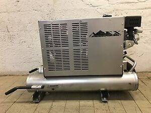 Apex 8 Gallon Commercial Air Compressor Cmxx 208cc 125 Psi Wheel Barrow
