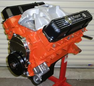 Mopar Dodge 440 505 Horse Complete Crate Engine Pro Built 413 426 528 New Bbm