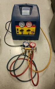 Yellow Jacket R70a Automatic Oiless Refrigerant Recovery Unit Free Ship