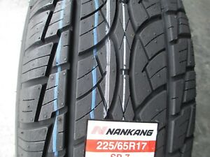 4 New 225 65r17 Inch Nankang Sp 7 Tires 225 65 17 R17 2256517 65r
