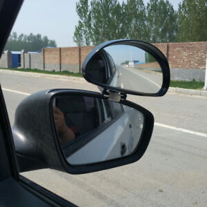 Universal Car Safety Vehicle Side Blindspot Blind Spot Mirror Wide Angle View