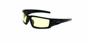 Honeywell Uvex Hydroshield Full Frame Safety Glasses With Anti fog Coating