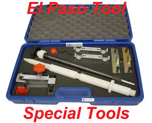 Baum Tools Porsche 986 996 3 4l H6 Engine Timing And Piston Pin Master Tool Set